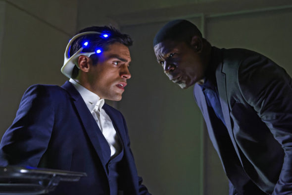 Incorporated TV show on Syfy: canceled or season 2? (release date)