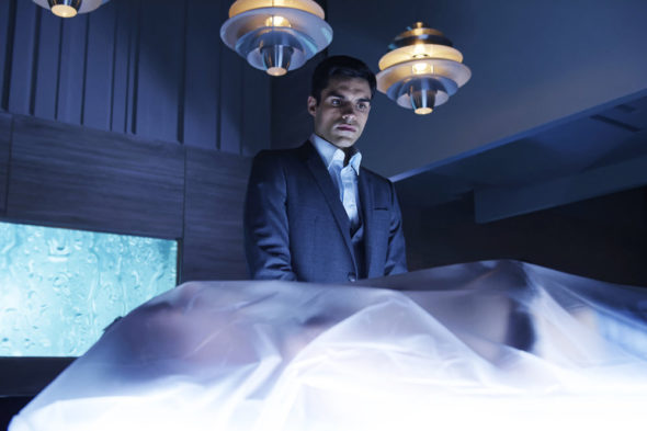 Incorporated TV show on Syfy: canceled, no season 2 (canceled or renewed?)