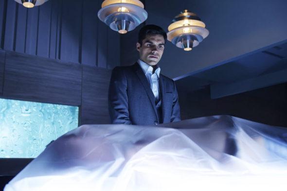 Incorporated TV show on Syfy: canceled, no season 2 (canceled or renewed?)
