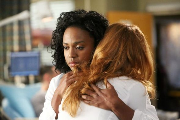 Jerrika Hinton on Grey's Anatomy TV Show