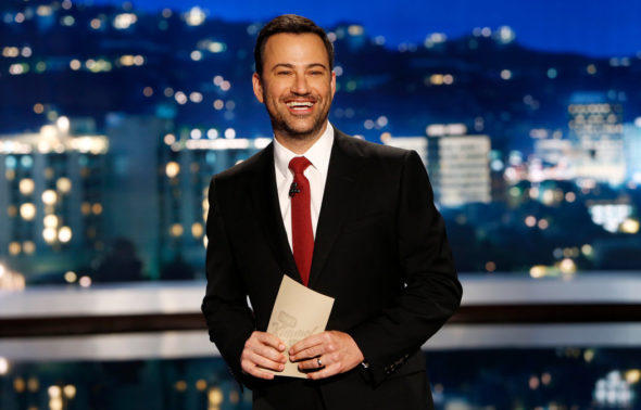 Jimmy Kimmel Live! TV show on ABC: (canceled or renewed?)