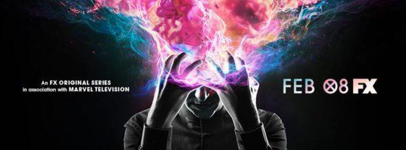 Legion TV show on FX: ratings (cancel or season 2?)