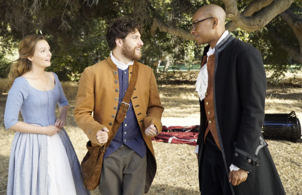 Making History TV show on FOX: canceled or season 2? (release)
