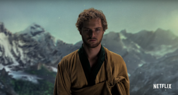 Marvel's Iron Fist TV show on Netflix: (canceled or renewed?)