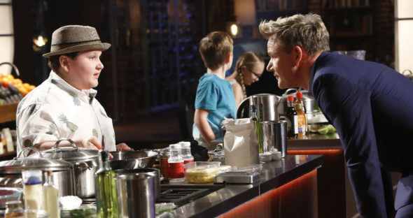 Masterchef Junior TV show on FOX: season 5 premiere date (canceled or renewed?)
