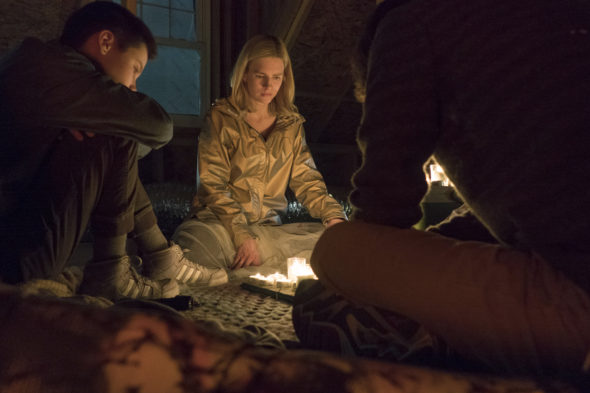 The OA TV show on Netflix: season 2 renewal?