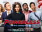 Powerless TV show on NBC: ratings (cancel or season 2?)