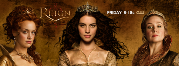 Reign TV show on CW: ratings (canceled, no season 5)