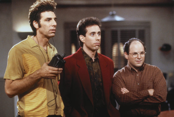 Seinfeld TV show on NBC: canceled or renewed?
