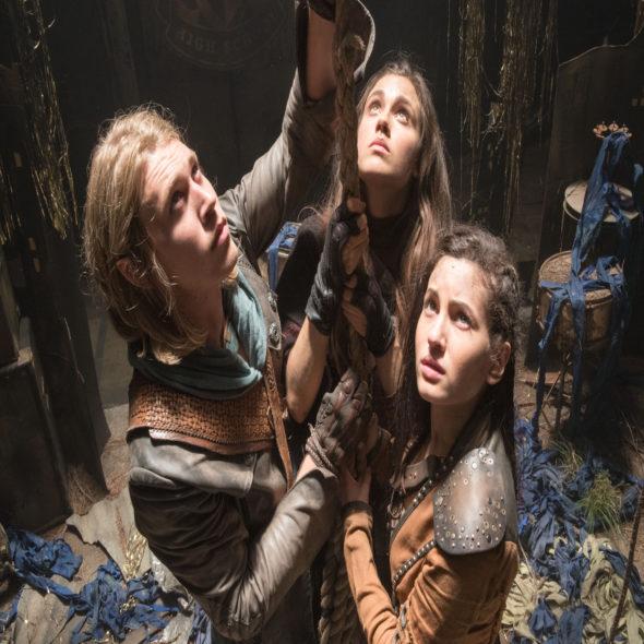 The Shannara Chronicles TV show on MTV: season 2 (canceled or renewed?)