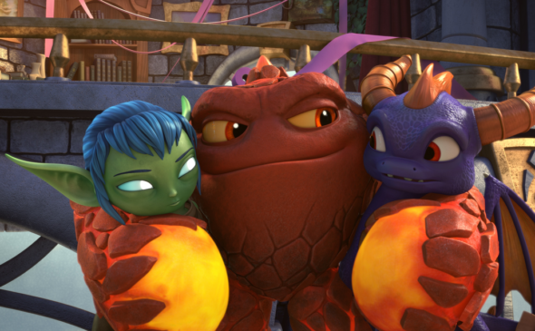 Skylanders Academy TV show on Netflix: canceled or renewed?
