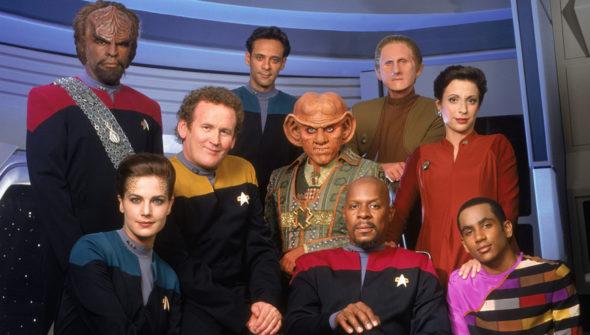 Star Trek: Deep Space Nine TV show