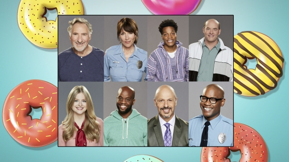 Superior Donuts On Cbs Cancelled Or Season 2 Release Date Canceled Renewed Tv Shows Tv Series Finale