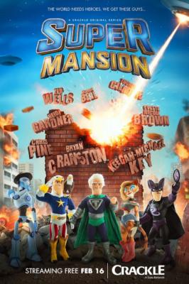 SuperMansion TV show on Crackle: (canceled or renewed?)