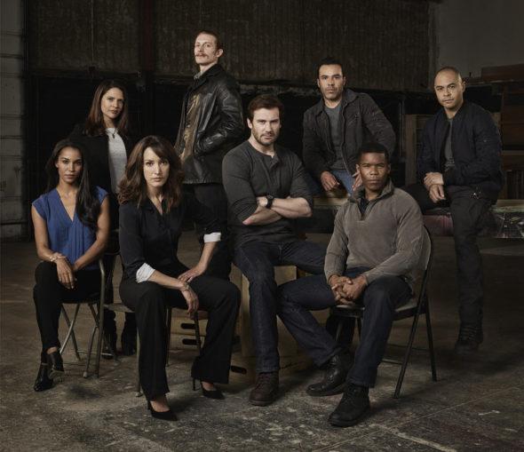 Taken TV show on NBC (canceled or renewed?)