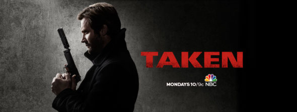 Taken TV show on NBC: ratings (cancel or season 2?)