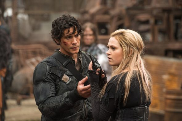The 100 TV show on CW: canceled or season 5? (release date cancelled date) -