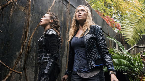 the 100 cw ep talks about how to end the show canceled tv shows tv series finale. Black Bedroom Furniture Sets. Home Design Ideas