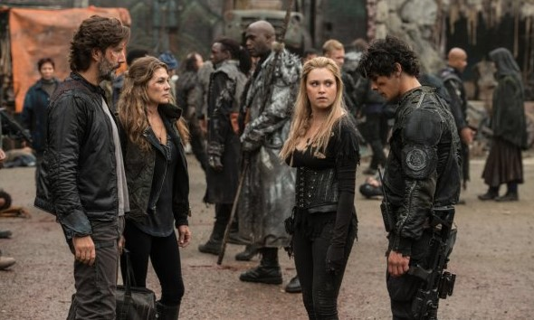 The 100 TV Show: canceled or renewed?