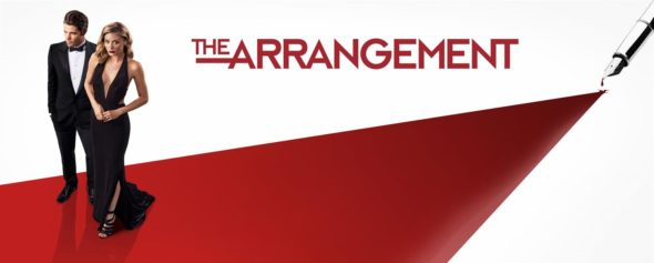 The Arrangement TV show on E!: season 1 ratings (canceled or renewed for season 2?)