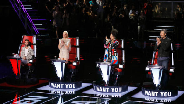 The Voice TV show on NBC