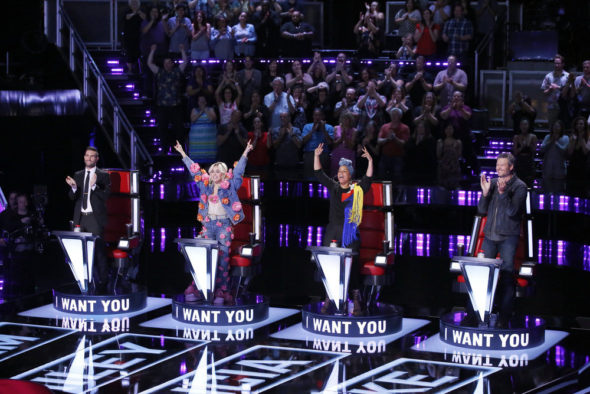 The Voice TV Show: canceled or renewed?