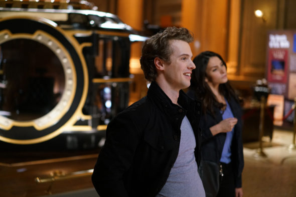 Time After Time TV show on ABC: canceled or season 2? (release date)