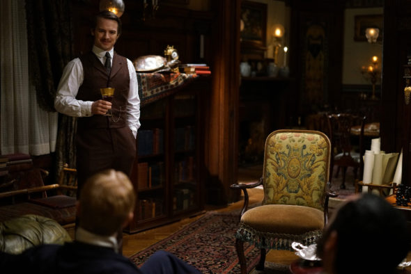Time After Time TV show on ABC: (canceled or renewed?)