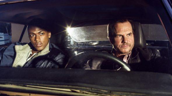 Training Day TV show on CBS: canceled or season 2? (canceled or renewed?)