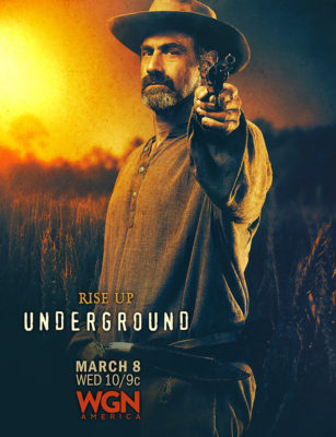 Underground TV show on WGN America: canceled or renewed?