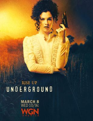 Underground TV show on WGN America: canceled or renewed?