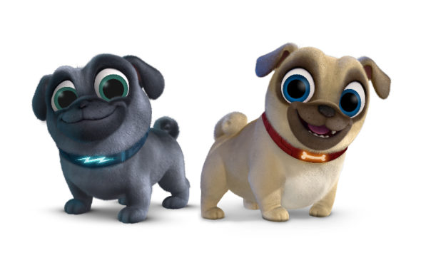 Puppy Dog Pals New Animated Series Coming To Disney In April Video Canceled Renewed Tv Shows Tv Series Finale