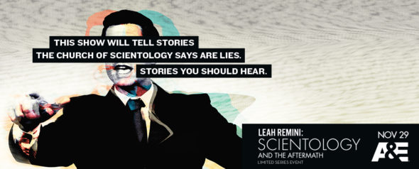 Leah Remini: Scientology and the Aftermath TV show on A&E: season 2 renewal (canceled or renewed?)