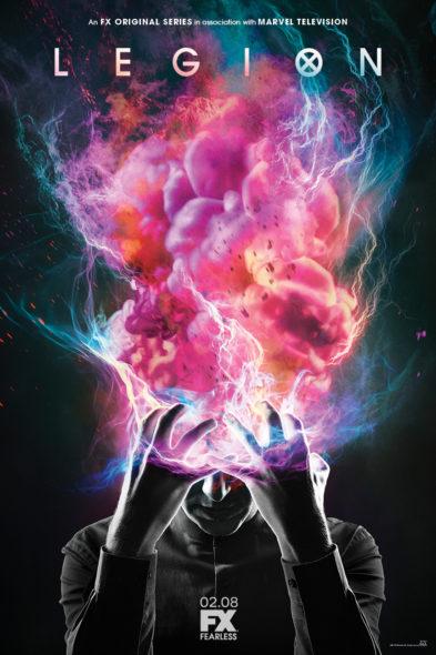 Legion TV show on FX: season 2 renewal (canceled or renewed?)