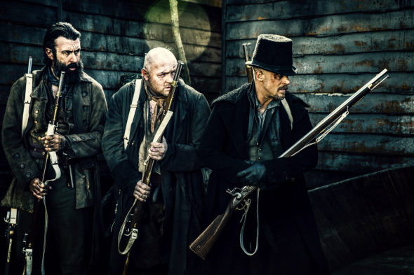 Taboo TV show on FX: canceled or season 2? (release date)