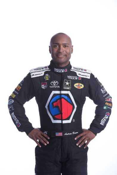 Antron Brown on Top Gear America TV show on BBC America: season 1 (canceled or renewed?)