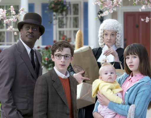 A Series of Unfortunate Events TV show on Netflix: (canceled or renewed?)