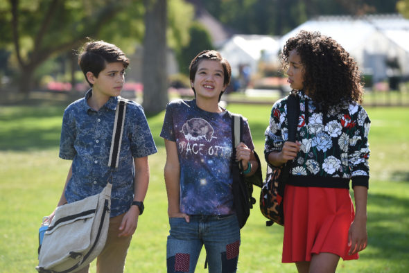 Andi Mack Disney Channel release date. Andi Mack TV show on Disney Channel: season 1 premiere (canceled or renewed?)