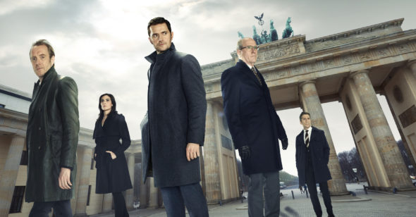 Berlin Station TV show on AMC: season 2 (canceled or renewed?)