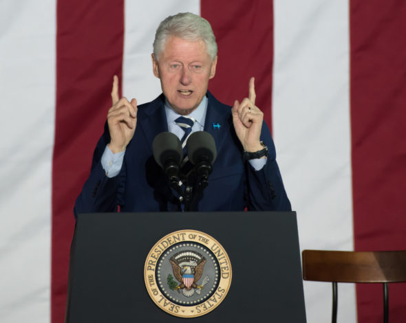 President Bill Clinton: The Commanders TV show on History: season 1 (canceled or renewed?)