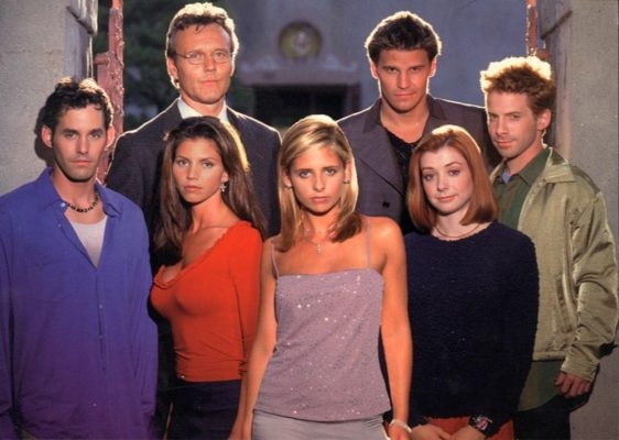 Buffy the Vampire Slayer TV show: (canceled or renewed?)