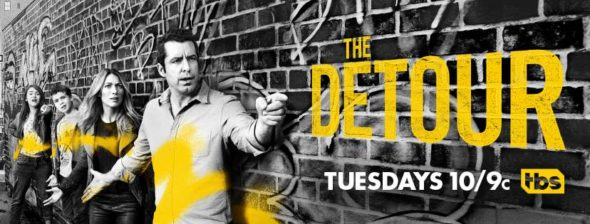 The Detour TV show on TBS: ratings (cancel or season 3?)
