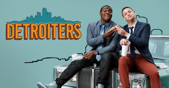 Detroiters TV show on Comedy Central: canceled or season 2 (canceled or renewed?)