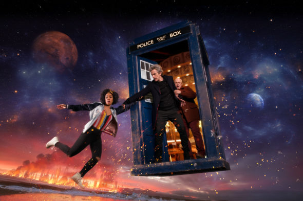 Doctor Who TV show on BBC America: season 10 official trailer (canceled or renewed?)