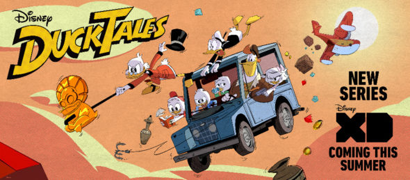 DuckTales TV show on Disney XD: season 2 renewal (canceled or renewed?)
