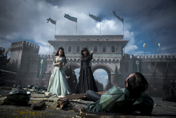 Emerald City TV Show: canceled or renewed?