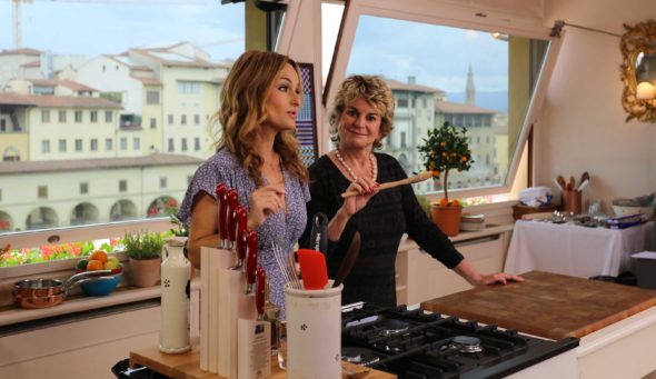 Giada in Italy TV show on Food Network: season 3 (canceled or renewed?)