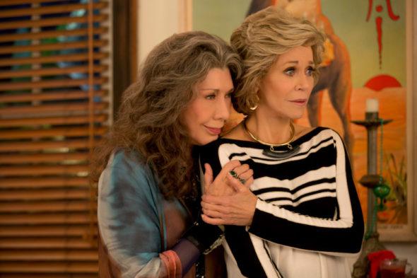 Grace and Frankie TV show on Netflix: (canceled or renewed?)