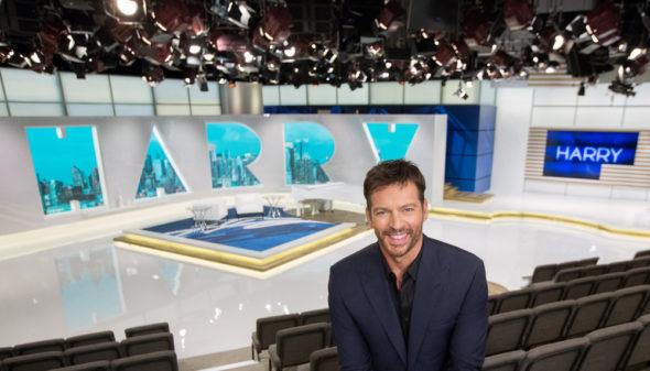 Harry TV show: season 2 renewal in syndication