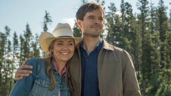 Heartland TV show on CBS: (canceled or renewed?)